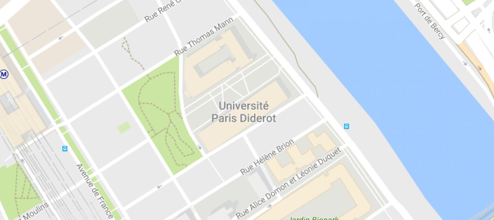 Universit paris diderot universit paris diderot venir aux relations internationales de - Bureau des relations internationales ...