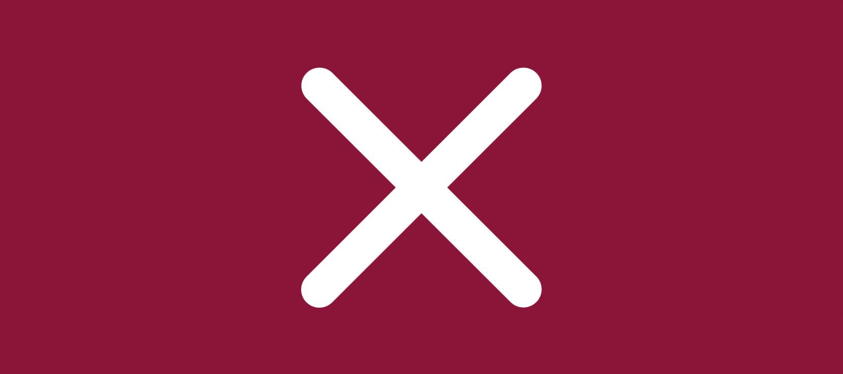 Croix blanche