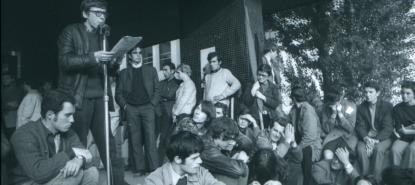discours à une manifestation_mai_68