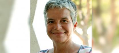 Fabienne Fety diplômée de l'université Paris Diderot