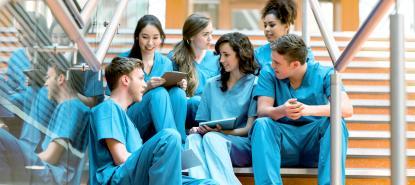Etudiants en médecine