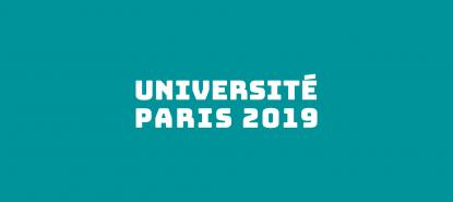 Université Paris 2019