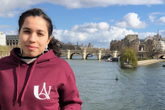 Concours photos Université de Paris